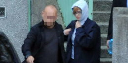 Marczuk-Pazura przewożona z aresztu. FOTY!