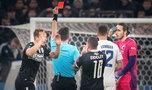 Polski bramkarz zobaczył czerwoną kartkę już w 8. minucie! Za to wyleciał z boiska [WIDEO]