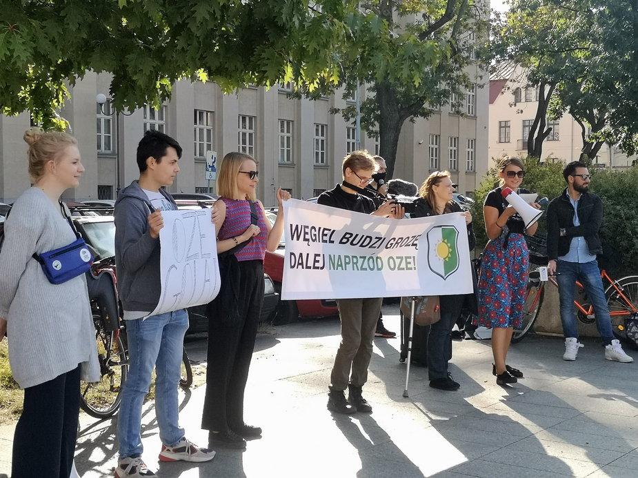 Prawnicy zajmujący się ochroną środowiska pozywają kopalnię węgla