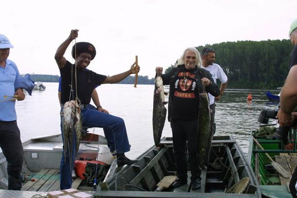 Ribama se više sviđa moj mamac - tvrdi Edi Grant