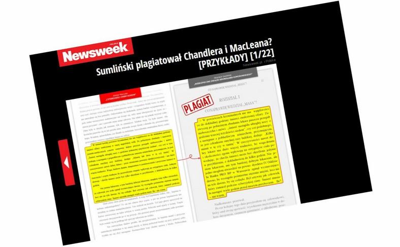 Newsweek.pl - zrzut ekranu