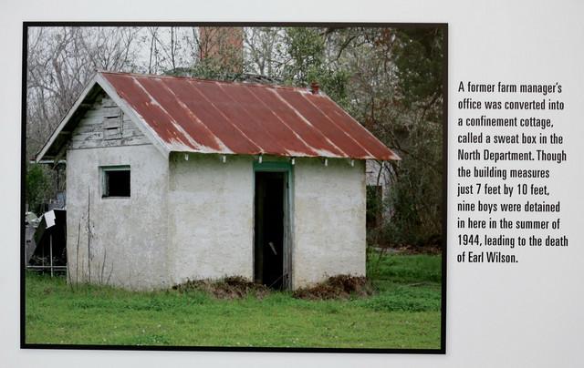 Kuća u kojoj je stradao Erl Vilson
