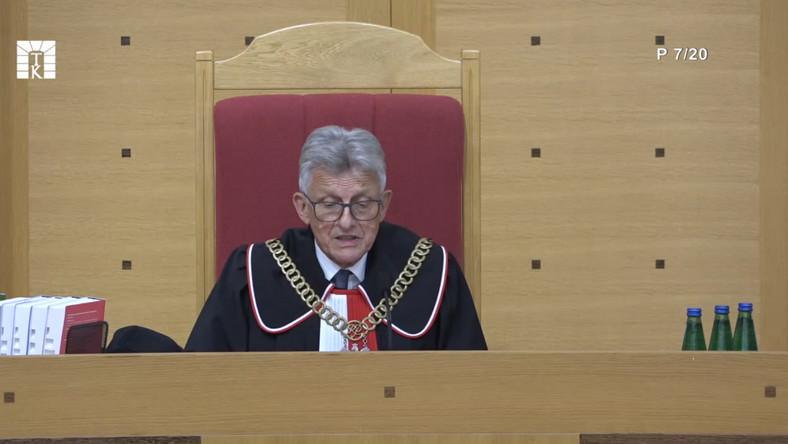 Stanisław Piotrowicz, Trybunał Konstytucyjny
