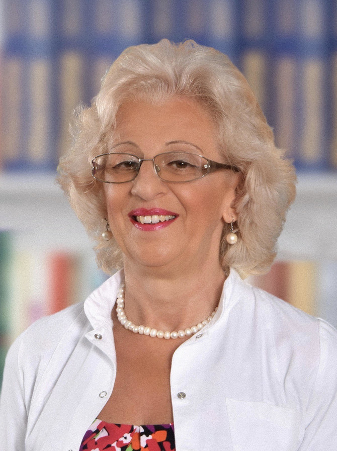 Prim dr Mira Kiš-Veljković, specijalista opšte prakse
