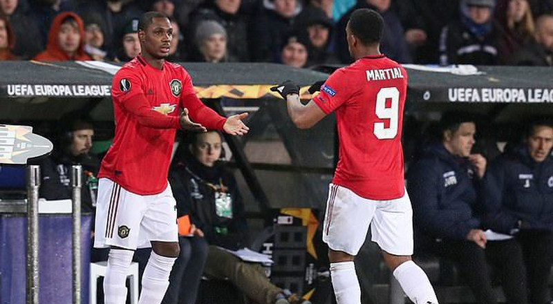 Manchester United legend Roy Keane says the signing of Odion Ighalo has revived Anthony Martial