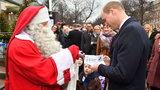 Książę George napisał uroczy list do św. Mikołaja. Marzy tylko o jednym