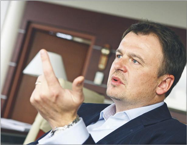Miroslav Rakowski pracuje dla Deutsche Telekom od 2002 roku Fot. Wojciech Górski