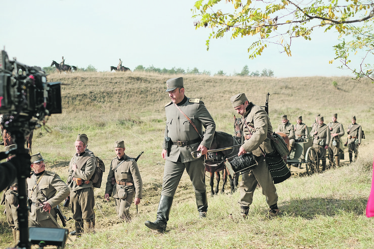 film Zaspanka za vojnike foto Promo (5)