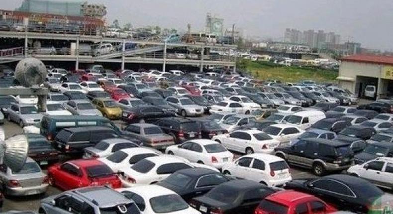 FG bans importation of substandard vehicles, parts