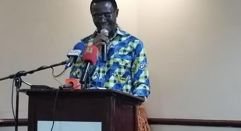 GRA boss, Ammishaddai Owusu Amoah