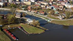 Lubuskie: na Odrze powstanie 10 przystani rzecznych dla turystów i wodniaków