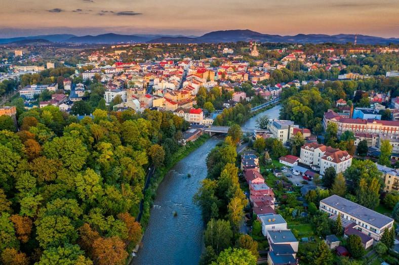 польско-чешский город