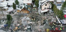 Wybuch gazu w Szczyrku. Jest oświadczenie firmy budowlanej