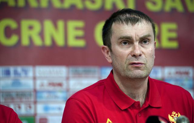 Provjera tima u Mađarskoj: Luka Pavićević