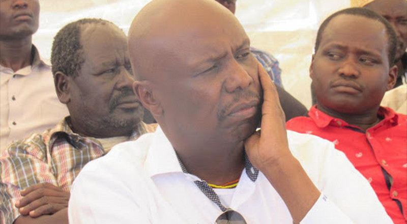 Fallout in KANU as MP dumps Gideon Moi for DP Ruto, launches scathing attack