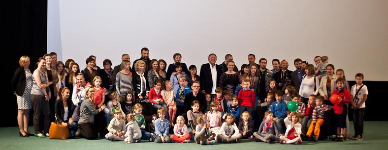 Festiwal Filmów dla Dzieci (fot. Joanna Pieczara/ Festiwal Filmów dla Dzieci)
