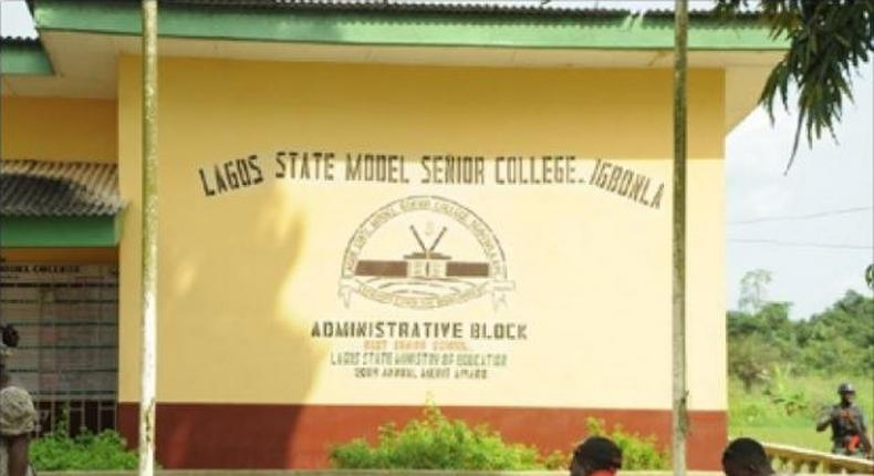 Secondary school attacked by suspected militants