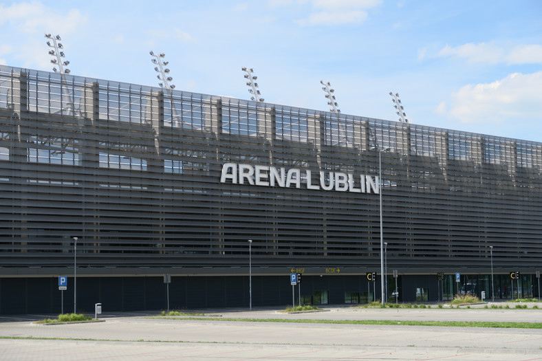 Arena Lublin - S.Białach