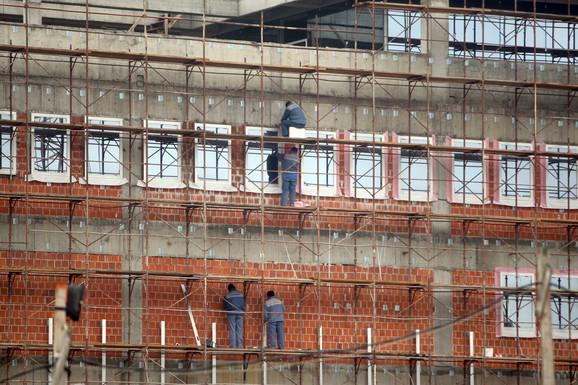 Pojačana gradnja stanova