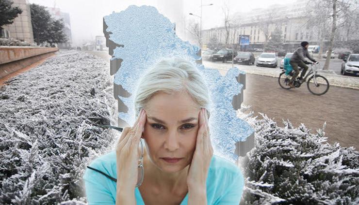 mraz kombo smrz mapa glavobolja RAS Nenad Mihajlovic