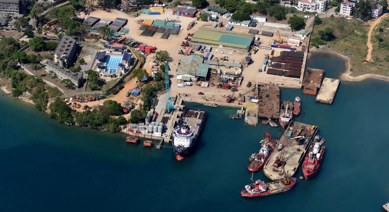 Comarco Private Port, Mombasa