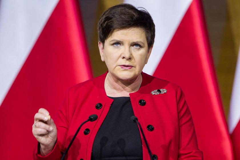 W Warszawie nie dojdzie do spotkania Trump - Szydło