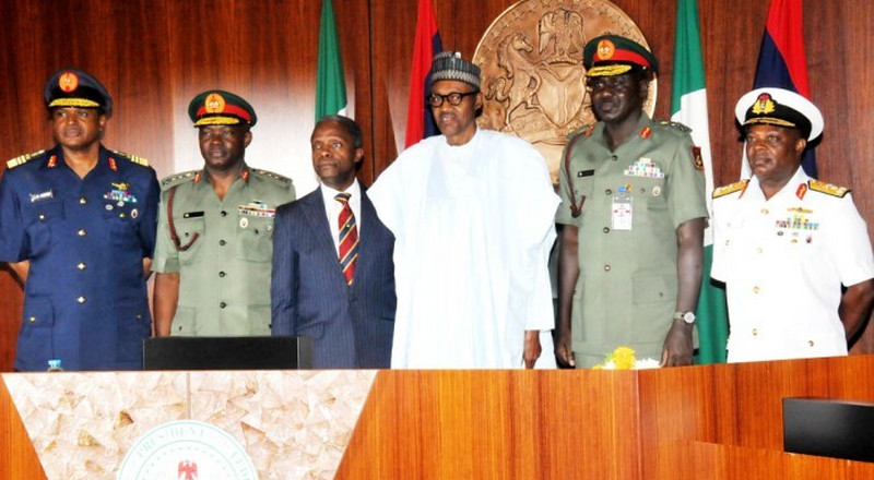 Insecurity: Tambuwal asks service chiefs to resign if Buhari refuses to sack them