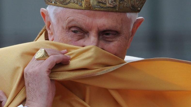 Tajna notatka USA: Amerykanie stawiali na innego papieża