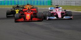 Dramatyczny wypadek podczas wyścigu Formuły 1. Charles Leclerc rozbił bolid. FILM