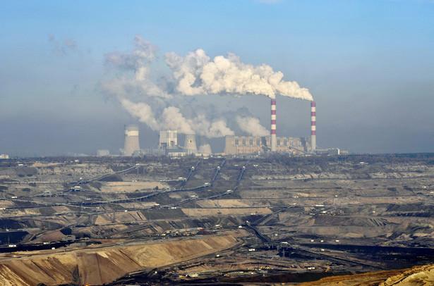 Kopalnia węgla brunatnego i elektrownia PGE, Bełchatów