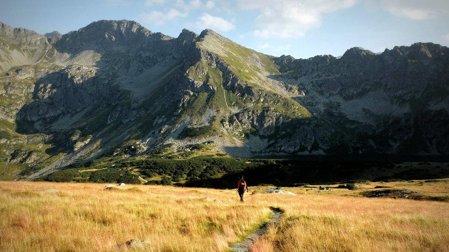 Siatka szlaków w Tatrach niegdyś układała się nieco inaczej...