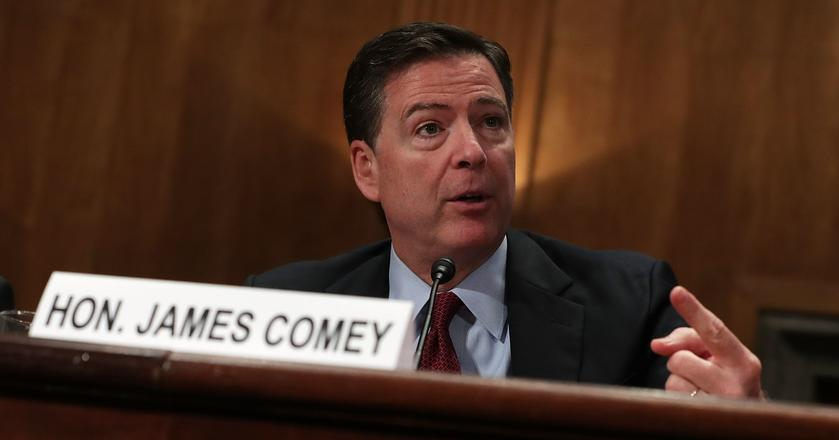 James Comey, dyrektor FBI