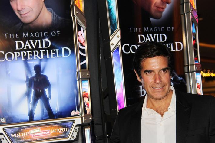 20. David Copperfield (magik) – 63 mln dol.
