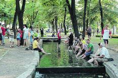 Nis 05 Najomiljenija zabava u parku Niska banja K Kamenov
