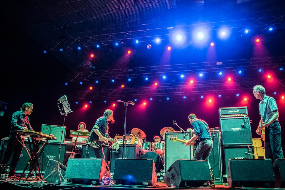 OFF Festival 2017: Swans