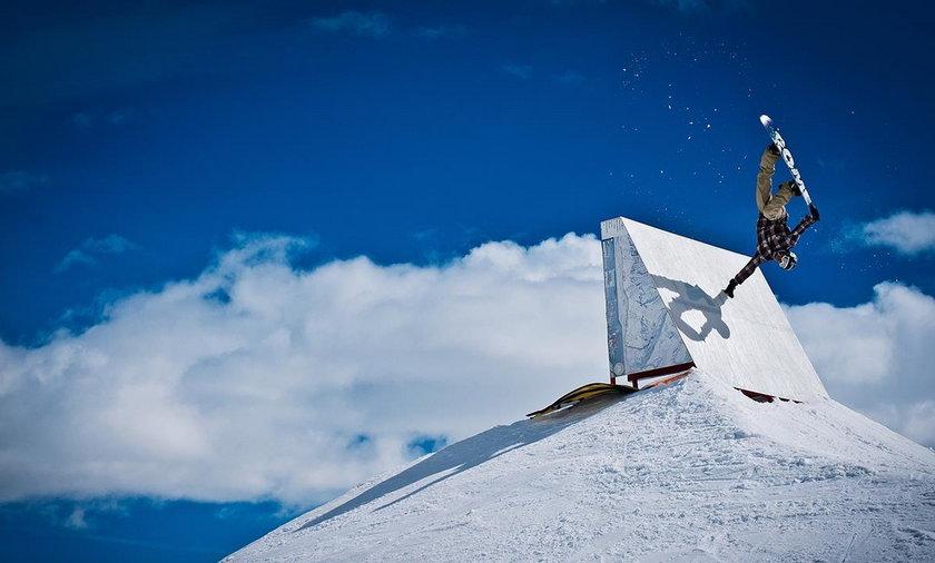 To festiwal dla miłośników snowboardu