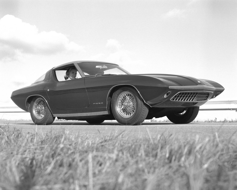 Ford Cougar II Concept 1963 r.