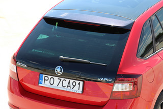 Skoda Rapid Spaceback po liftingu
