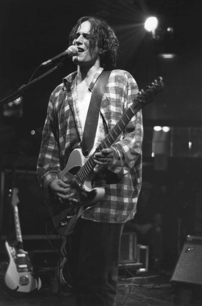 Jeff Buckley na scenie