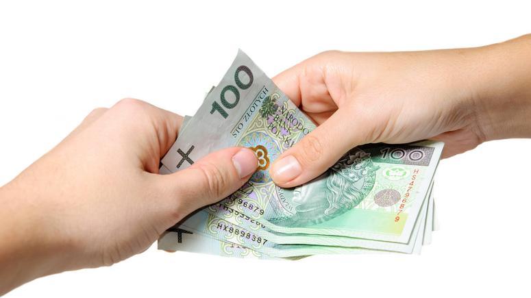 Znalezione obrazy dla zapytania płatnośc gotówką