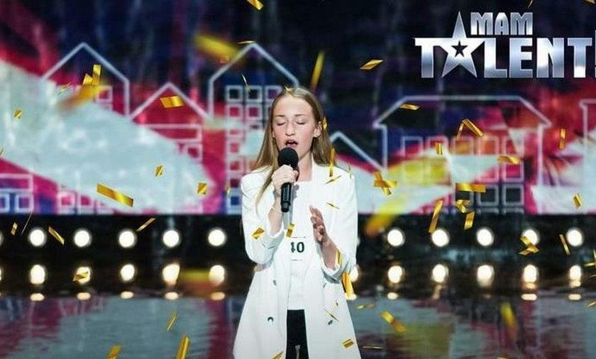 "15-letnia Maya Thomas podbiła serca jurorów w ""Mam talent"""