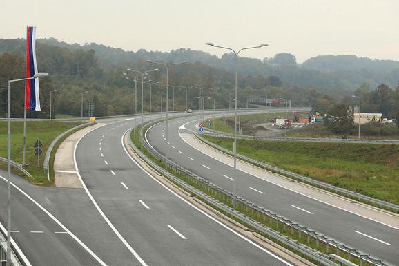 Procene su da će u izgradnju brze saobraćajnice biti uloženo između 450 i 600 miliona evra