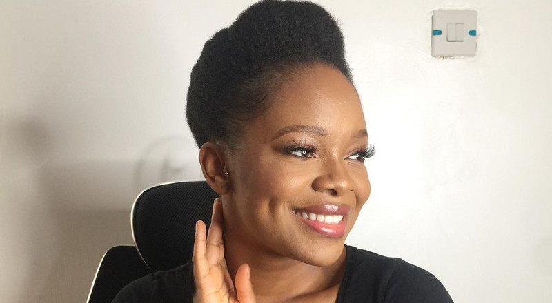 5 ways to wear your natural hair inspired by Zainab Balogun-Nwachukwu