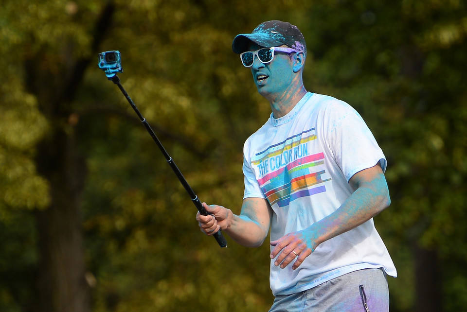 The Color Run by PZU – Warszawa