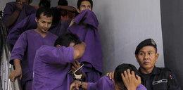 15-latka zgwałcona przez 38 mężczyzn
