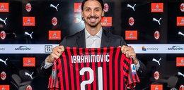 Zlatan Ibrahimović oficjalnie zaprezentowany przez AC Milan