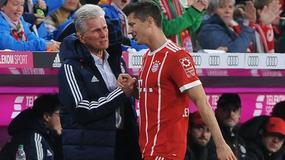 Jupp Heynckes: mam nadzieję, że Robert odegra w tych meczach ważną rolę