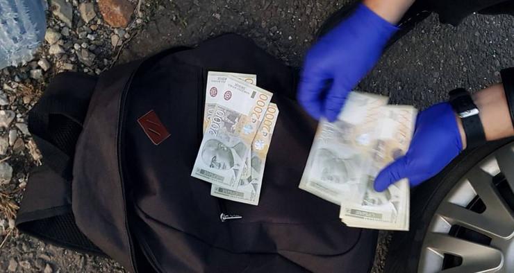 mito novac novčanice