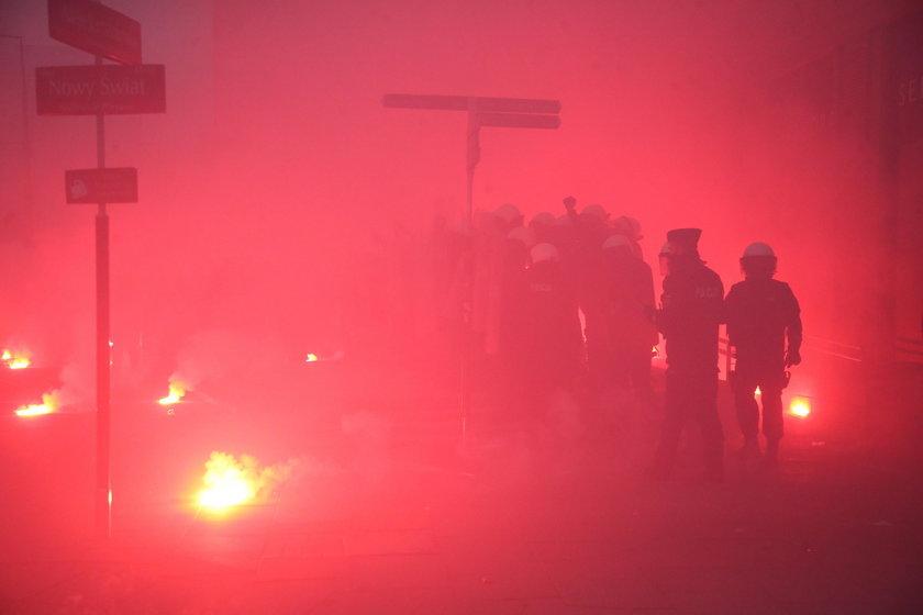 Marsz Niepodległości w Warszawie. Prokuratura wszczęła śledztwo