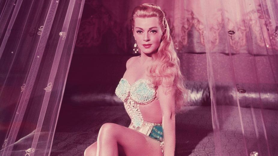 Lana Turner w 1955 r.
